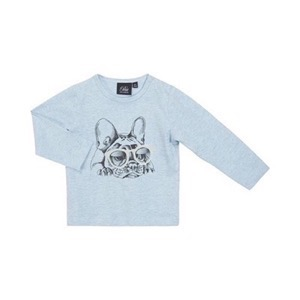 Petit By Sofie Schnoor - T-shirt, Light Blue