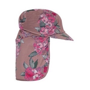 Petit By Sofie Schnoor - Swim Hat, AOP Pearlflower