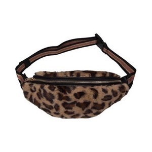 Petit By Sofie Schnoor - Bum Bag Leo Fur, Brown Leopard