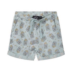 Petit By Sofie Schnoor - Shorts Bali Popcorn, Dusty Green