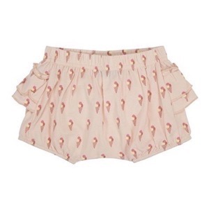 Petit By Sofie Schnoor - Bloomers, AOP Ice Rose