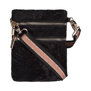 Petit By Sofie Schnoor - Cross Bag Anja Plisse, Black