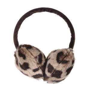 Petit by Sofie Schnoor - Ear Warmer Mie Fur, Leopard