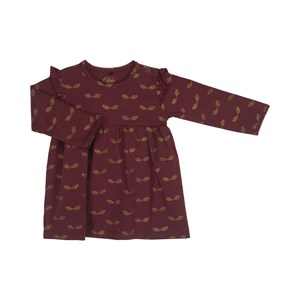 Petit By Sofie Schnoor - Synne Dress, Dark Red