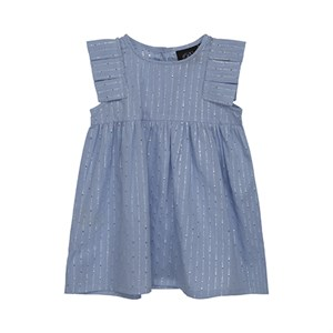Petit By Sofie Schnoor - Rosy Dress, Light Blue