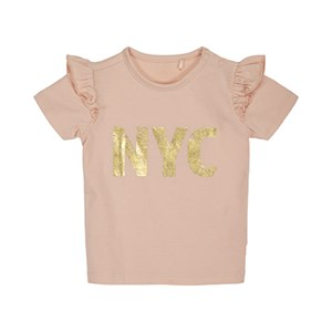 Petit By Sofie Schnoor - Penelope T-shirt SS, Cameo Rose