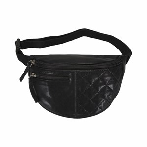Petit By Sofie Schnoor - Leather Bum Bag, Black