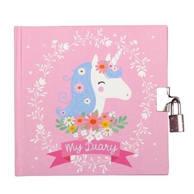 A Little Lovely Company - My Diary, Unicorn