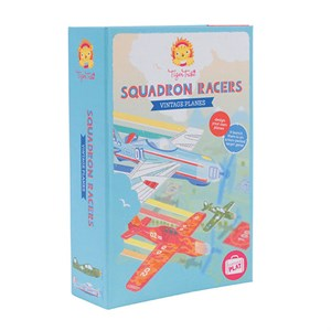 Tiger Tribe - Squadron Racers - Vintage Planes