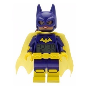 LEGO® - Vækkeur Batman Movie Batgirl