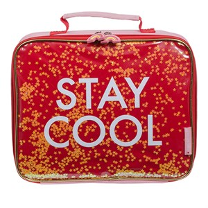 A Little Lovely Company - Cool Bag, Stay Cool Glitter