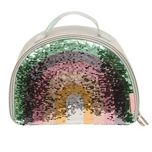 A Little Lovely Company - Cool Bag, Rainbow sequin