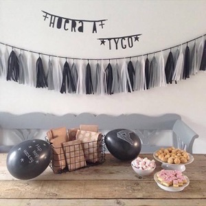 A Little Lovely Company - DIY Tassel Guirlande - HIP