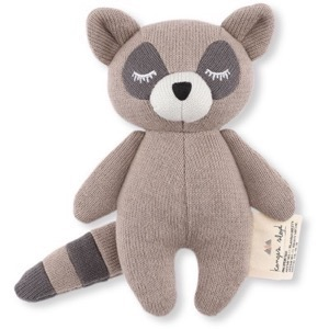 Konges Sløjd -  Mini Racoon - Brown