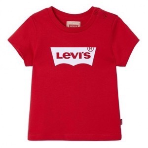 Levi's Kids - Bat T-shirt Regular Fit SS, Red