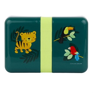 A Litlle Lovely Company - Lunchbox, Jungle Tiger